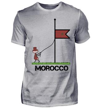 MOROCCO - WM/EM Shirt