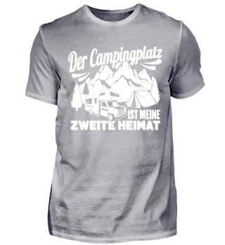 Camper Camping Wohnwagen Heimat