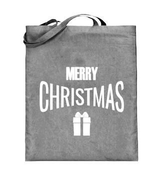 ☛ MERRY CHRISTMAS · BADGE #16W