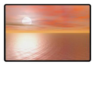Sunset - Sonnenuntergang