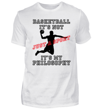 Basketball Spieler Dunking