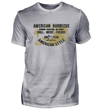 GRILL SHIRT · AMERICAN BBQ #5.2