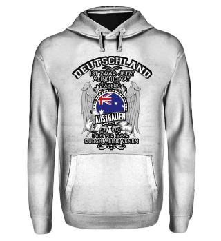 Australien Tshirt-Venen