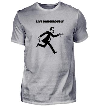 Nietzsche mit Scheren - Live Dangerously