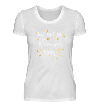 MOTOCROSS MOM Gift motorcycle