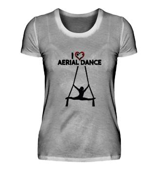 Aerial dance Aerial Silk TShirt Geschenk