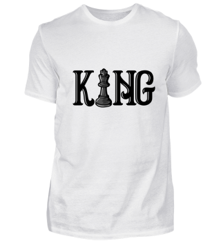 Chess King Chess Gift
