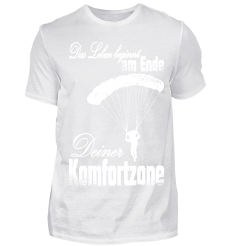 Exclusives Falschirmspringen T-Shirt