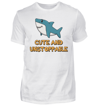 Cute And Unstoppable Shark