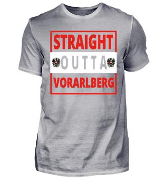 Straight outta Österreich Vorarlberg AUT