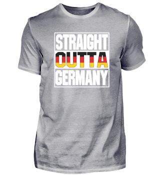Straight Outta Germany Deutschland