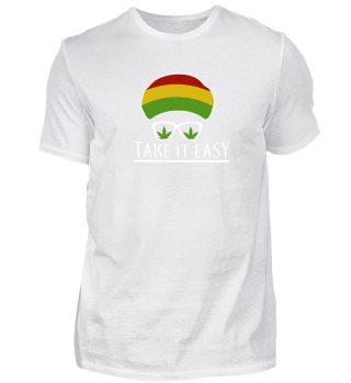 Take it Easy Reggae Irie Stoned