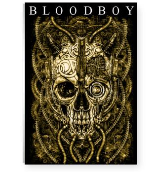 BLOODBOY BIOSCIFI POSTER
