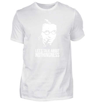 Sartre - Let's Talk About Nothingness