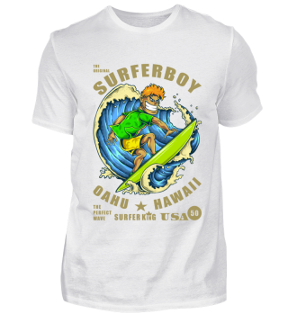 ☛ THE ORIGINAL SURFERBOY #2G