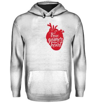 Gamer Gaming Heart Nerd Gift s