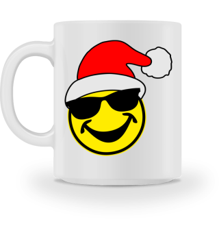 ★ Cool Santa Claus Smiley I