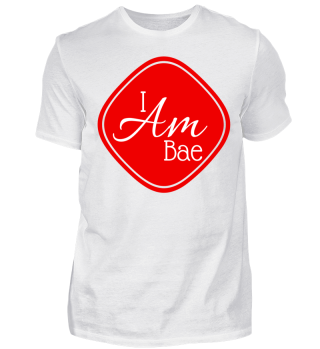 I am Bae Pärchenshirt