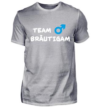 Team Bräutigam Jga Motiv