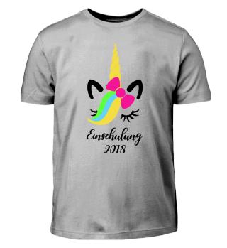 EINHORN - EINSCHULUNG 2018 #3.1