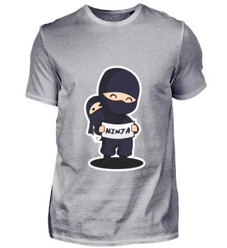 Ninja Geschenkidee