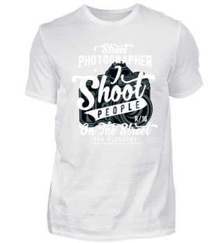 Street Photographer Shoot People
