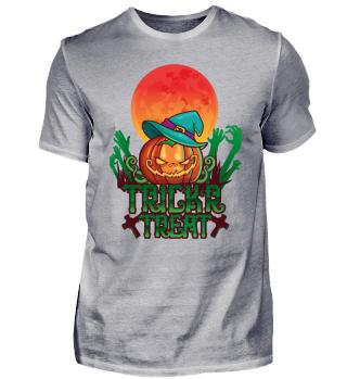 Trick or Treat | Halloween | Kürbis