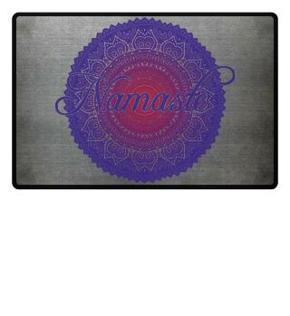 Ethno Folklore Lotus Mandala Namasté 1c