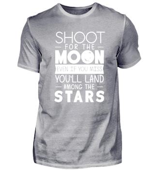 Mond Sterne Shirt