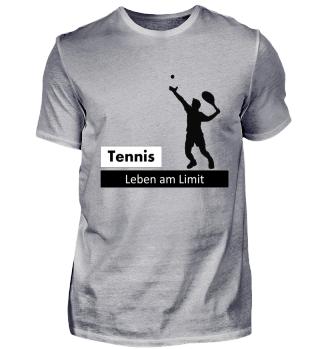Tennis - Leben am Limit