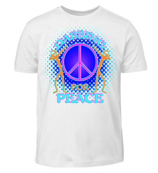 ★ Dabbing Stick Figures - For Peace II