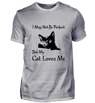 Cat Loves Me