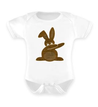 ★ Funny Hip Hop Dabbing Easter Bunny 2