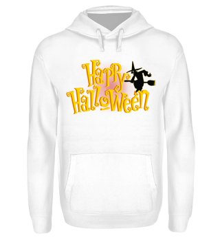 Happy Halloween - Witch
