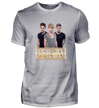 It-Logo Gold Männershirt