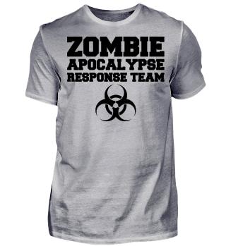 Zombie Apocalypse Response Team Geschenk