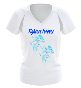 Fighters forever by deSign Alinka Anna