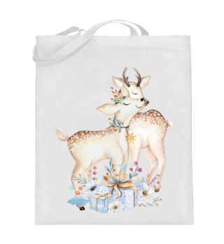 ☛ MERRY CHRISTMAS · DEER #10C