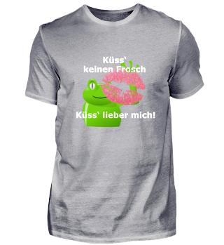 Küss' keinen Frosch