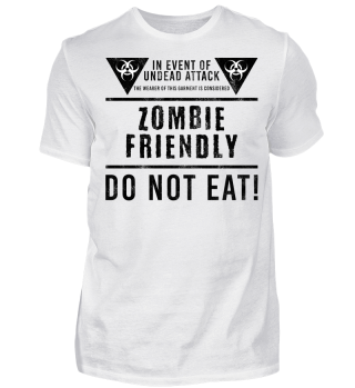 Zombie Friendly Vintage