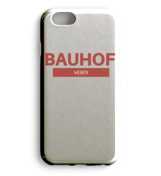 Bauhof Weber Handyhülle
