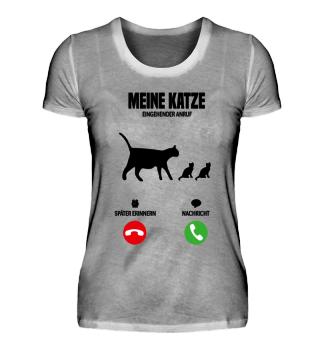 Telefon Meine Katze ruft! Geschenk