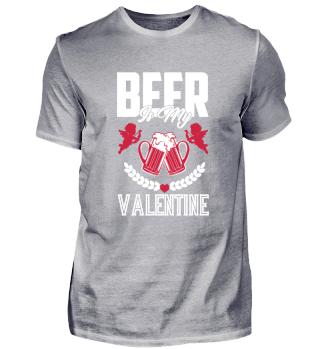 Beer Bier Valentinstag Geschenk Single