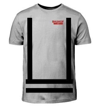 Bauhof Weber Shirt Kinder (Schwarz)