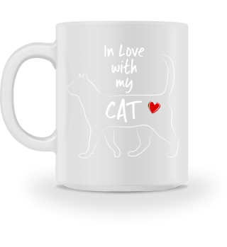 Cat Cats Kitty Gift Love Bengal funny