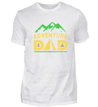 adventure dad Papa Daddy Camping Family vacation