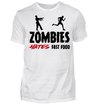 Zombies Hates Fast Food