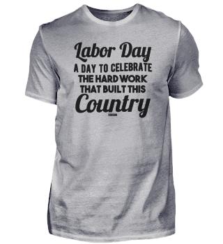 Labor Day holiday Labor USA Canada