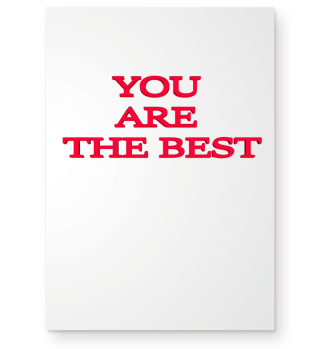 You are the Best - Mothersday Valentine