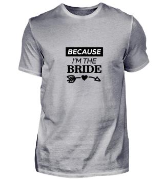 ich bin die Braut